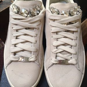 Rare PUMA with Crystals size 7